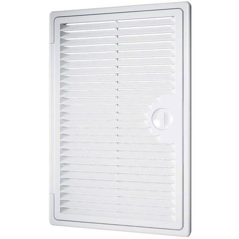 300x400mm Thin Access Panels Inspection Hatch Access Shuttered Door Plastic Abs