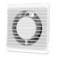 Low Energy Silent Kitchen Bathroom Extractor Fan 125mm wit Humidity Sensor