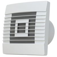 Quality Wall Kitchen Extractor Fan 120mm Standard with Gravity Shutters