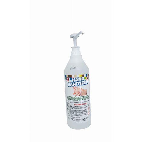 Solution hydroalcoolique flacon 1L