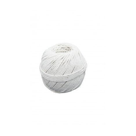 Cordeau de maçon en coton câblé VISO - Ø 1.5 mm - longueur 60 m - CMC151