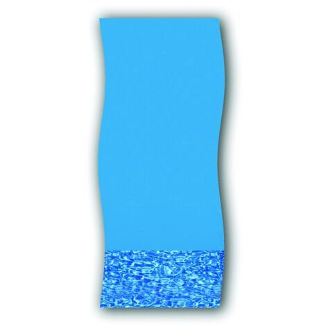 Liner Overlap Ø 4.57 SWIRL Bottom Blue Wa SWIMLINE - LI1548SB