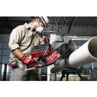 Découpeuse à béton 350 mm MX Fuel COS350 MILWAUKEE - batterie + chargeur + disque - 4933471833