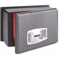 Technomax MINI SAFE Coffre-fort pour la voiture avec serrure à clé double panneton CS/0 - fabriqué en Italie