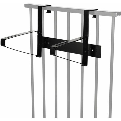 SOMAGIC - Support de balcon pour plancha OLIANA - Noir