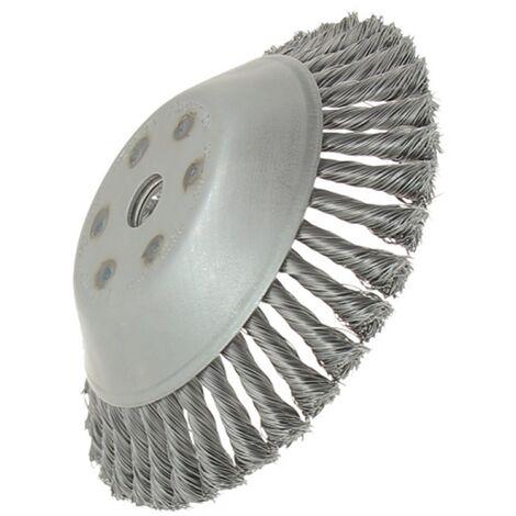 Brosse débroussailleuse universelle diamètre 200mm | Alésage 25.4mm