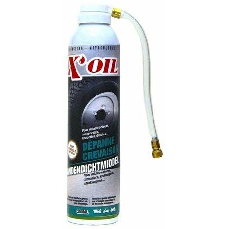 Bombe Anti crevaison X'oil 300 ml