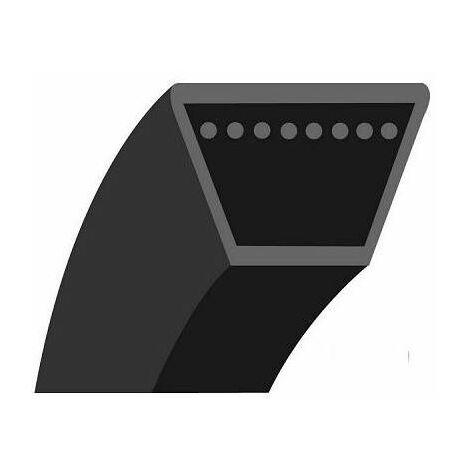 Courroie tondeuse autoportée Mc Culloch, Oleo Mac, MTD