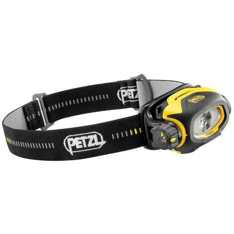 Stirnlampe LED Kopf Lampe Helmlampe Joggen Arbeit Angeln 1LED//1W 3 Funktionen