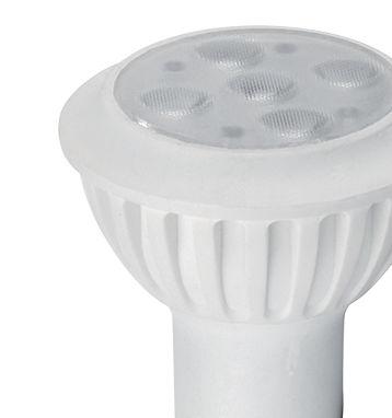 Dicroica LED GU10 6W 2700K° Plástico ELMARK