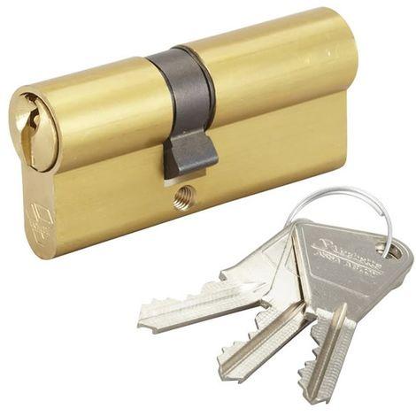 Cylindre Vachette V5 Barillet 30 x 40 mm pour serrure de porte