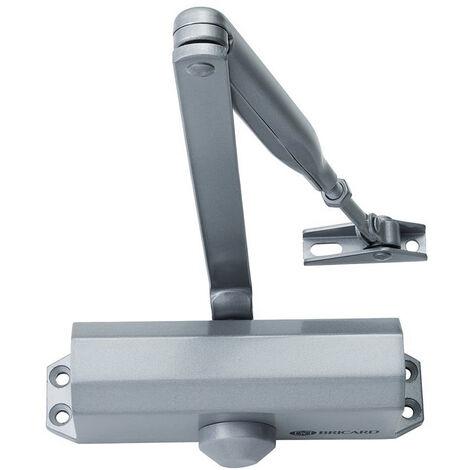Ferme porte hydraulique bras compas Groom réversible jusqu'à 40 kg Vitesse réglable Force 2