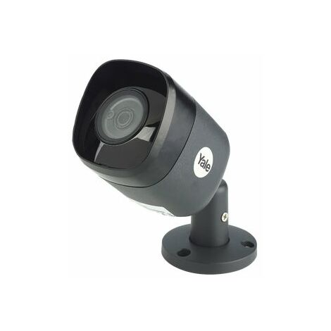 Yale Outdoor Smart Home CCTV HD1080p Camera wired SV-ABFX-B