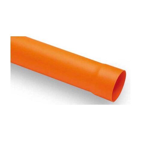 TUBO IN PVC Diam. 40 lungh. 1000