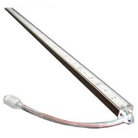 Réglette à LED Blanc Chaud waterproof 50cm