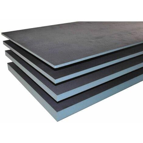 Panneau de construction 1250x600x50mm polystyrène extrudé rigide XPS prêt à carreler Valstorm