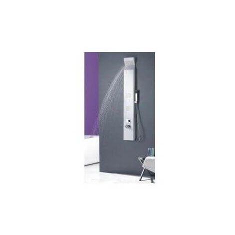 Bodyclean - Colonne de douche balnéothérapie 2 jets en alliage d'aluminium A125