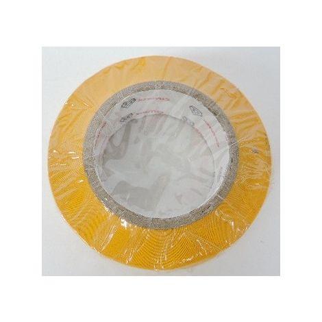 scotch isolant N°128 0,15mmx15mmx10M jaune (à l'unité) CELLPACK 0-145826