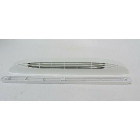 Entrée d'air autoréglable acoustique 45m3/h+g.37db blanc ATLANTIC CLIMATISATION 422330