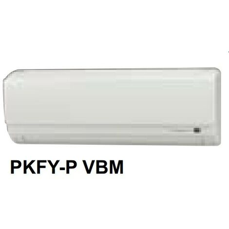 Unité Intérieure murale blanche 1,7kw pour Multi-split série VRF City Multi MITSUBISHI PKFY-P15VBM-ER3