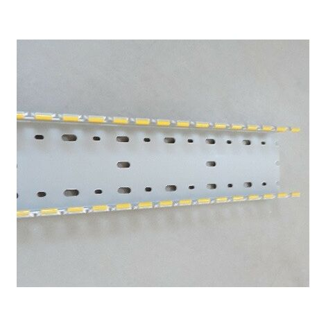 Goulotte de câblage 80x40mm grise RAL7030 (au métre) au pas de 20 avec couvercle T1-N IBOCO B00832