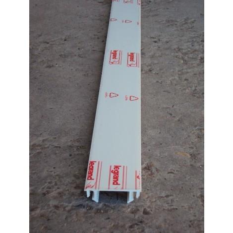 Couvercle souple largeur 40mm blanc dlp (au metre) LEGRAND 010520