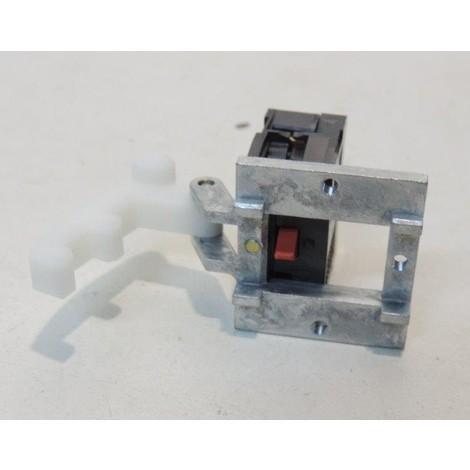 Bloc de contact a rappel contact à ouverture 1O (1NF) montage en bout Harmony XAC SCHNEIDER ELECTRIC XACS102