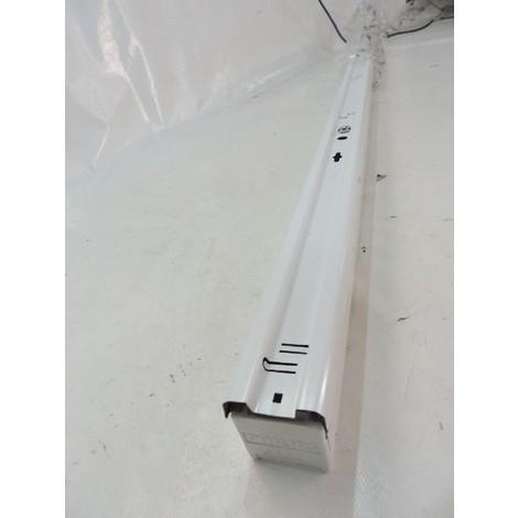 Réglette fluo intérieur blanche 1X54W pour tube T5 (non incl) ballast elec HFR-TD longueur 1180mm TMX204 PHILIPS 690063
