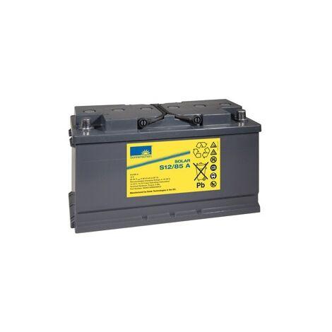 Batterie Solaire plomb 12V 85Ah S12/85A Sonnenschein