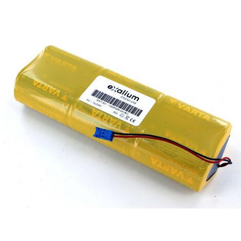 Pile 9V 6LR20 compatible WILPA1401 Alarme Elkron, Surtec, Noxalarme