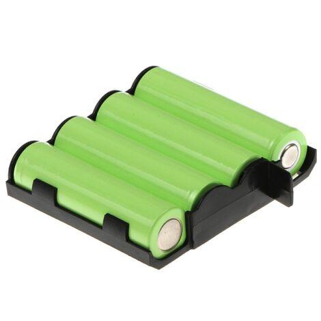 NiMH Powery Batterie pour /électrostimulateur Compex Vitality 4,8V Batterie pour appareils /électrom/énagers