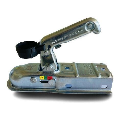Boitier Attelage Carre - Boule Diam 50 mm