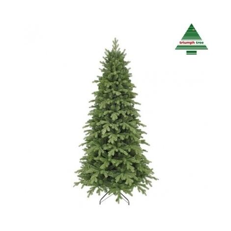 Albero Di Natale Slim.Albero Natale Slim Sherwood H 260 Diam 132 Cm Edelman 387699