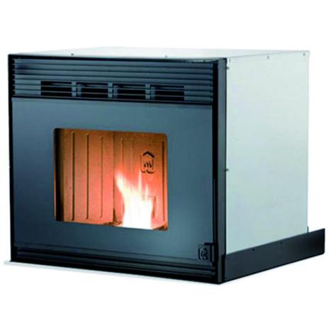 Insert de cheminée Jolly mec Synthesis 14kW à air humidifié