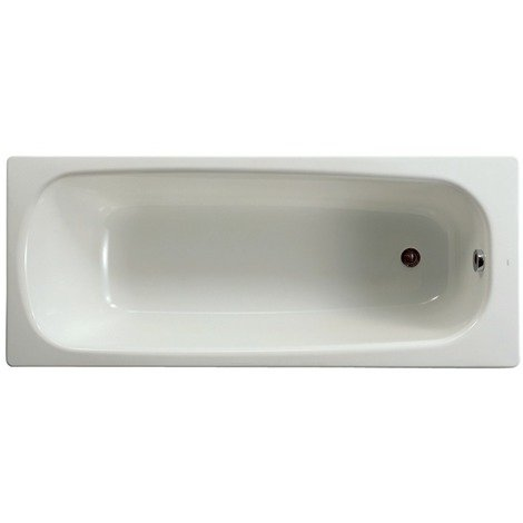Baignoire Contesa non percée 160x70 blanc