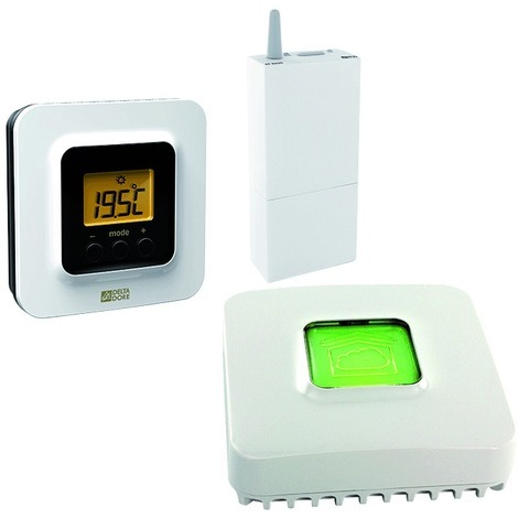 Pack Thermostat programmable connecté Tybox