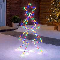 Christmas Tree Rope Light