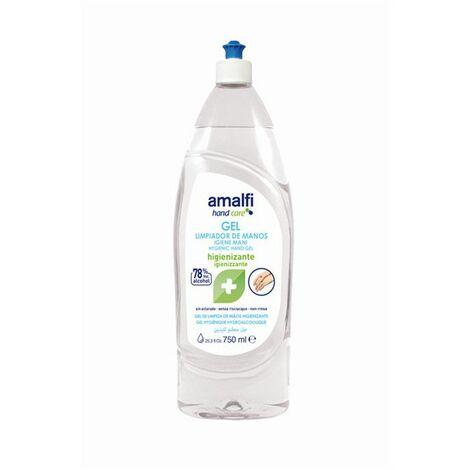 Gel hydroalcoolique désinfectant Amalfi - 750 ml