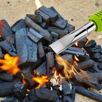 Bruciatore Erba Elettrico 2000W 230V Diserbante Termico Per Erbacce 50/600 Gradi