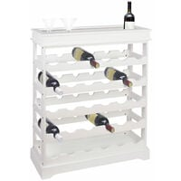 Cantinetta Porta Bottiglie Vino In Legno 30 Posti Portabottiglie Cantina Casa