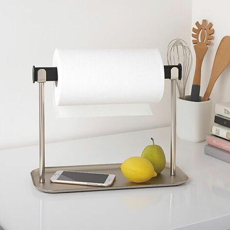 Kitchen Towel Holder With tray - Limbo