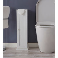 Shaker Style Loo Roll Store