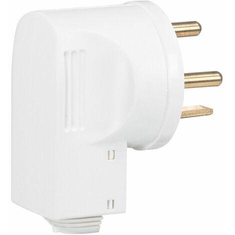 Fiche 3P+T 20A avec serre - câbles