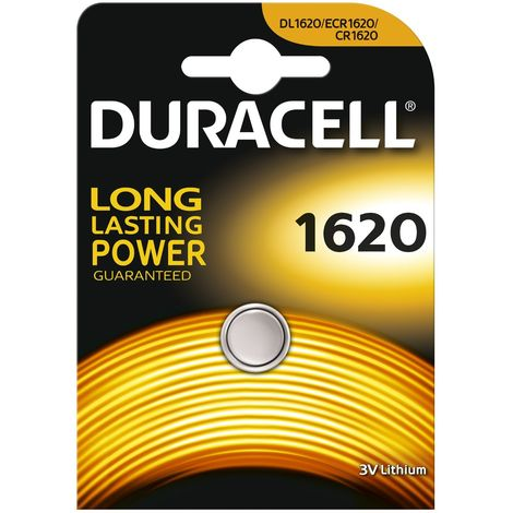 Pile Electronics 1620 - DURACELL