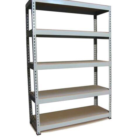 3 x Q-Rax 120 x 50 x 180cm Grey