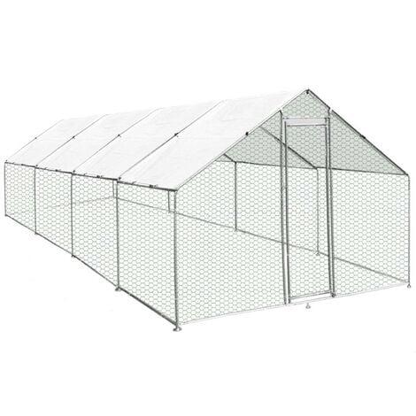 Chicken Run 3m x 8m x 2m