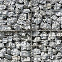 Gabion Baskets 100 x 80 x 30cm / 4 Pack