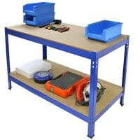 Q-Rax 120cm Wide Garage Workbench