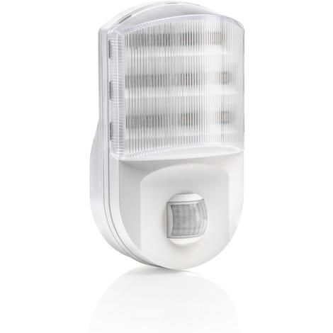 Auraglow Super Bright Plug In PIR Motion Sensor Hallway Living Aid Safety LED Night Light