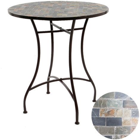 Mesa mosaico modelo stuttgart para exterior